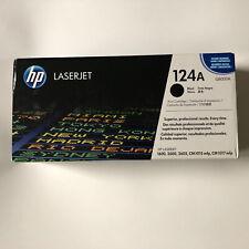 HP124A (Q6000A) Black LaserJet Toner Cartridge