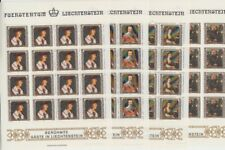 kompl.ausg. Postfrisch 1996 Evangelisten Zu Verkaufen Liechtenstein 1141-1144