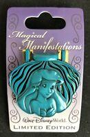 Ariel Magical Manifestations Disney Pin LE 1000 Little Mermaid Princess New