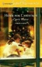 Superromance: Home for Christmas 1311 by Carrie Weaver (2005, Paperback)