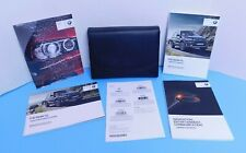 2014 2015 The BMW X5 Owners Manual Set Warranty Guide Case b13