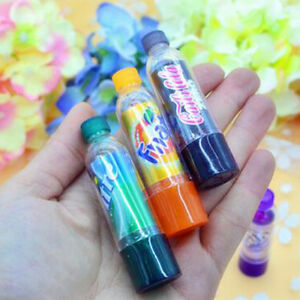 Hot Sale 6pcs Fashion Change Colors Fanta Coke Pepsi Sprite Lip Balm Lipstick