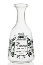 FRENCH BOUCRY ABSINTHE WATER CARAFE, GLASS