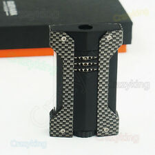 New  High-grade  Carbon Fiber TORCH JET FLAME CIGAR CIGARETTE LIGHTER Cohiba
