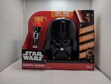 Star Wars Darth Vader Voice-Changing Boombox Helmet Shape Stereo MP3 Player