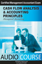 Cash Flow Analysis and Managerial Accounting Principles, Audio Cds