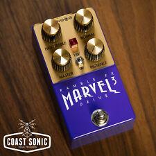 Ramble FX Marvel Drive V3 (plexi style distortion) Purple