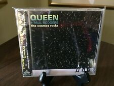 QUEEN+PAUL RODGERS- The Cosmos Rocks, 1st Press Japan CD w/OBI, TOCP-70615, Rare