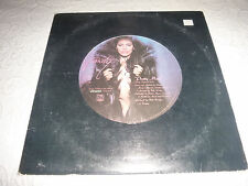 """VANITY Pretty Mess 12"""" Mechanical Emotion Prince Motown PICTURE LABEL DISC '84"""