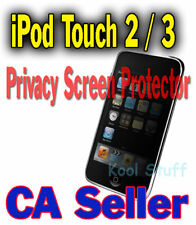 Privacy Screen Protector Apple iPod Touch 2 3
