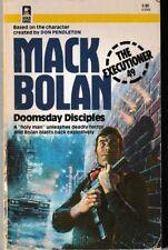 Executioner #49:  Doomsday Disciples - PB 1982 - Don Pendleton - Mack Bolan