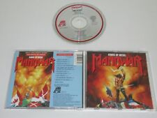 MANOWAR/KINGS OF METAL(ATLANTIC 7587-81930-2) CD ALBUM