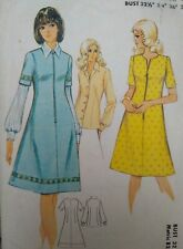Vintage Maudella  Dress Blouse Sewing Pattern #5816 Multi-Size Uncut