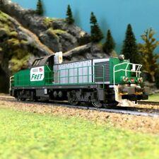 PIKO BB 60000 FRET SNFC 1:87 Locomotive Diesel - Vert (96471)