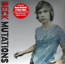 BECK - MUTATIONS, 2017 EU vinyl LP + DOWNLOAD, NEW - SEALED!