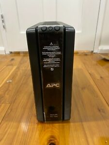 APC Back-UPS Pro 1500VA 865W 230V Uninterruptible Power Supply Surge Protector