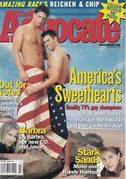 The Advocate October 28 2003 Barbra Streisand Stark Sands 060719DBE