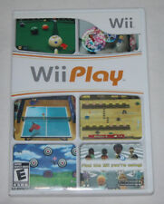 Wii Play Nintendo Wii 2007 Video Game, Action / Adventure, Tested, Free Ship USA
