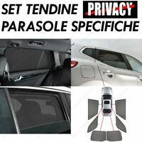 TENDINE PELLICOLE OSCURANTI 18689 PER BMW SERIE 5 (F10) 4P (01/10>01/17)
