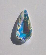 Swarovski Teardrop Pendant 24mm Crystal AB Pendant Element 1 piece Focal point