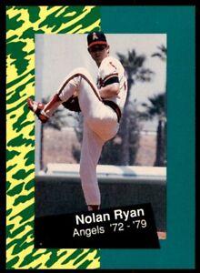 1991 Classic Nolan Ryan 10 #7 Nolan Ryan/Angels '72-'79 *210