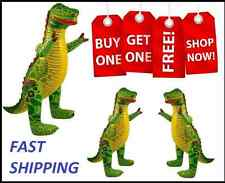 "27"" INFLATABLE DINOSAUR ANIMALS INFLATE BLOW UP NOVELTY PARTY TOY SPECIAL OFFER"