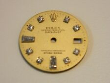 ROLEX Ladies Champagne(refin.) Diamond dial with Baguettes