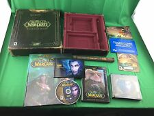 World of Warcraft - Collector's Edition - 2004 - (ALMOST COMPLETE)