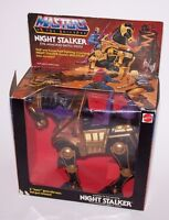Masters Of The Universe Night Stalker Evil Armored Battle Steed NIB Mattel 1984