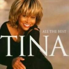 All the Best by Tina Turner (CD, Feb-2005, 2 Discs, Capitol/EMI Records)