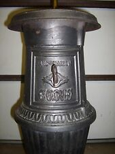 Antique Pot Belly Stove ANC ne Maison by Godin