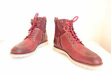 Australian Footwear Winter Stiefeletten Boots Wildleder Weinrot Eu:42 -wie Neu--