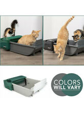 Pet Zone Smart Scoop Automatic Litter Box Self Cleaning Litter Box