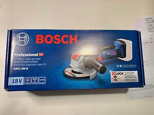Bosch Professional GWX 18V-8 Akku-Winkelschleifer mit X-LOCK