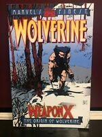 Marvel's Finest Wolverine Weapon X: The Origin of Wolverine - HTF Rare TPB