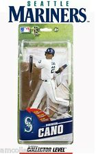 McFARLANE - MLB 33 - SEATTLE MARINERS ROBINSON CANO COLLECTOR-LEVEL GOLD FIGUR