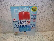 Reader's Digest Magazine July 2013                      Readers Digest 13