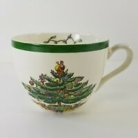 Copeland Spode Christmas Tree Cup S3324 Old Brown Mark 1938 to 1957 England
