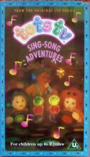 'Tots TV Sing-Song Adventures' VHS Video