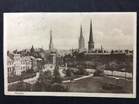 RP Vintage Postcard Warks. #A17 - Coventry - 1907  To Miss FOX
