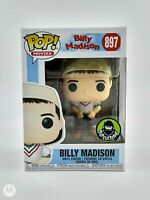 FUNKO POP!: BILLY MADISON - BILLY MADISON (WHITE SWEATER) PC EXC #897 *UK STOCK*