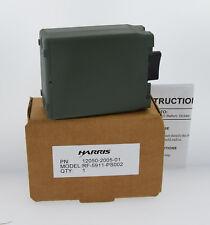 HARRIS MILITARY PRC-152 RADIO L123 BATTERY HOLDER RF-5911-PS002 12050-2005-01