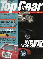 TOP GEAR MAGAZINE Issue 5 February 1994 Very Good Condition