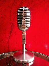 Vintage 1950's Electro Voice 726 Cardyne I dynamic microphone w cable Working #2