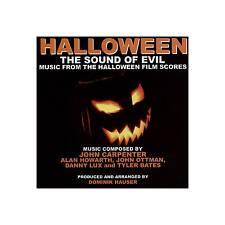 dominik hauser halloween the sound of evil on deepdiscount - Halloween Sounds Torrent