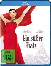 EIN SÜSSER FRATZ (Audrey Hepburn, Fred Astaire) Blu-ray Disc NEU+OVP