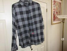 French Connection , XXL , 100% Cotton  ,  Men's Long Sleeve Shirt