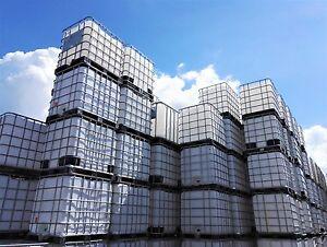 1000 Liter IBC Container Wassertank Tank Regenwasser Tonne zur Miete