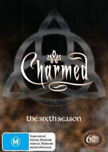 Charmed : Season 6 (DVD, 2011, 6-Disc Set)*R4*Terrific Condition