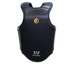 Wesing Pro Martial Arts Chest Protector sanda chest guard